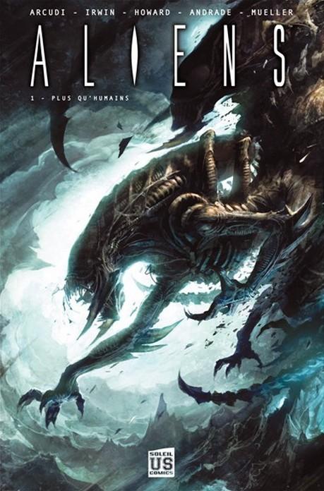 Aliens (Soleil) - les 2 tomes