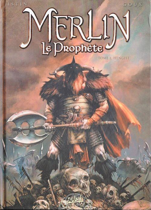 Merlin le Prophete Tome 1 : Hengist