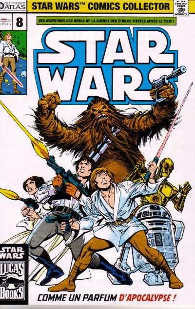 Couverture de Star Wars (Comics Collector) -8- Numéro 8