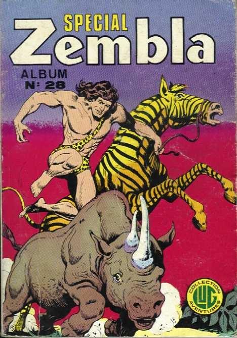 Couverture de Zembla (Spécial) -Rec28- Album N°28 (du n°83 au n°85)