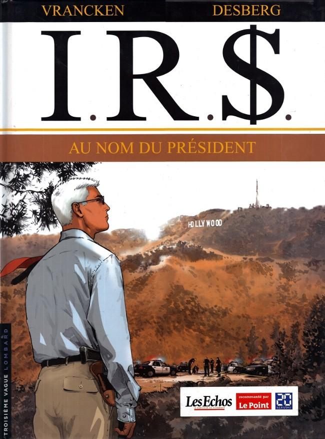 Couverture de I.R.$. -12- Au Nom du Président