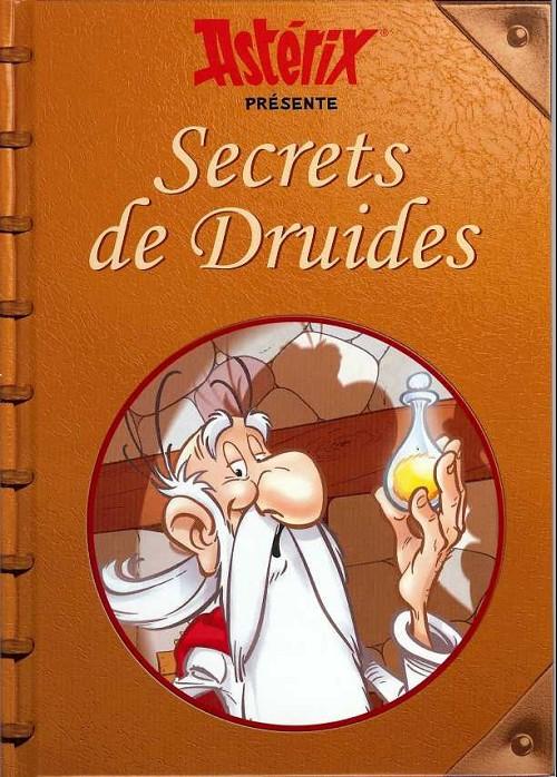 Couverture de Astérix (Autres) -Pub06- Secrets de druides
