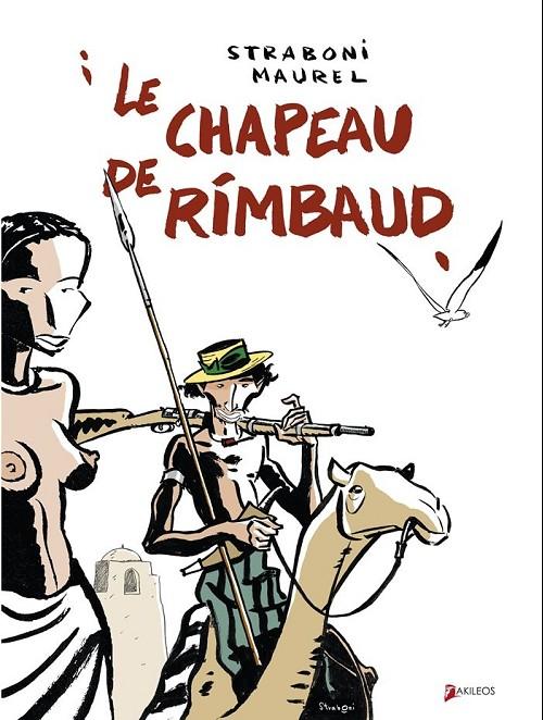 Couverture de Le chapeau de Rimbaud