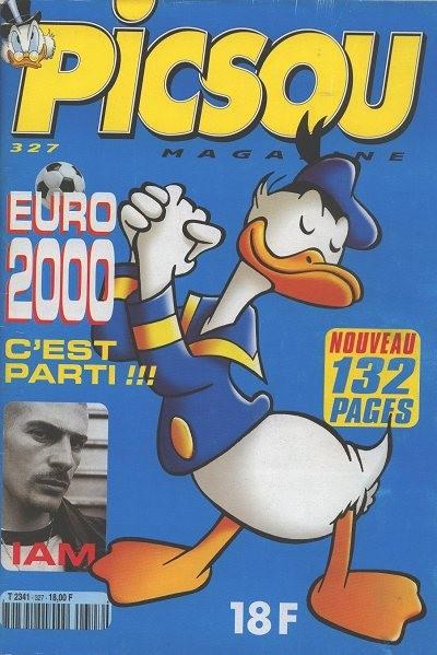Couverture de Picsou Magazine -327- Picsou Magazine N°327