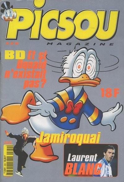 Couverture de Picsou Magazine -329- Picsou Magazine N°329