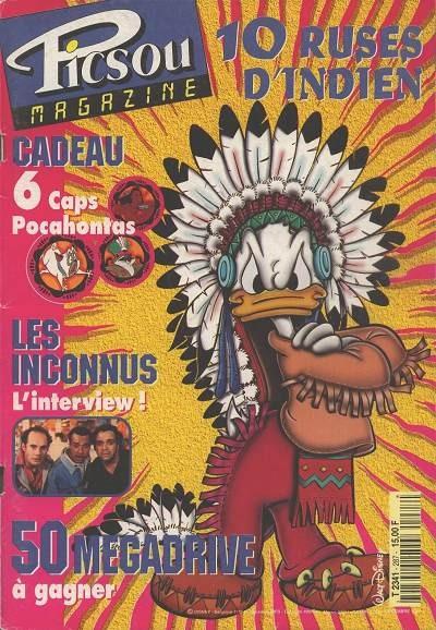 Couverture de Picsou Magazine -287- Picsou Magazine N°287