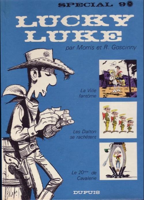 Couverture de Lucky Luke (Intégrale Dupuis/Dargaud) -9- Spécial 9*
