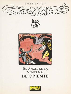 Couverture de Corto Maltés (en espagnol) -13c- El ángel de la ventana de oriente