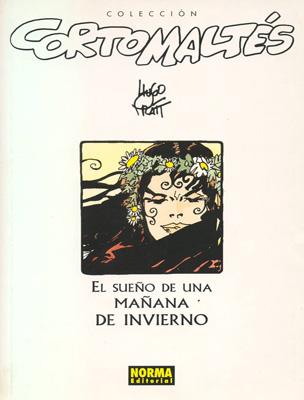 Couverture de Corto Maltés (en espagnol) -16c- El sueño de una mañana de invierno