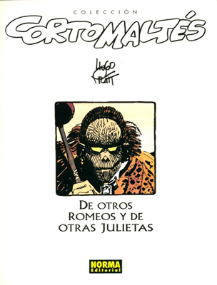 Couverture de Corto Maltés (en espagnol) -21c- De otros Romeos y de otras Julietas