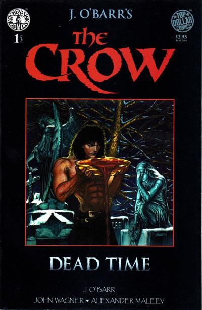 Couverture de Crow (The): Dead Time -1- Dead Time