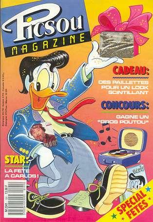 Couverture de Picsou Magazine -191- Picsou Magazine N°191