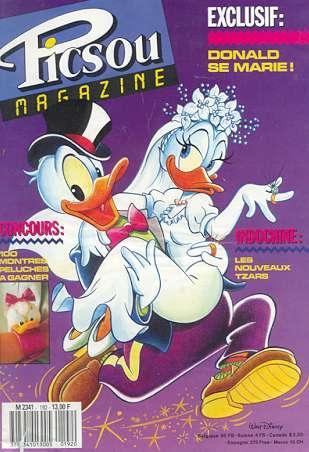 Couverture de Picsou Magazine -192- Picsou Magazine N°192