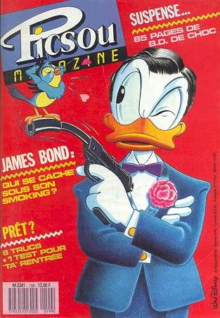 Couverture de Picsou Magazine -199- Picsou Magazine N°199