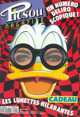Couverture de Picsou Magazine -245- Picsou Magazine N°245
