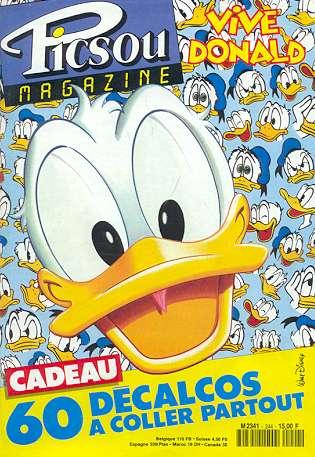 Couverture de Picsou Magazine -244- Picsou Magazine N°244