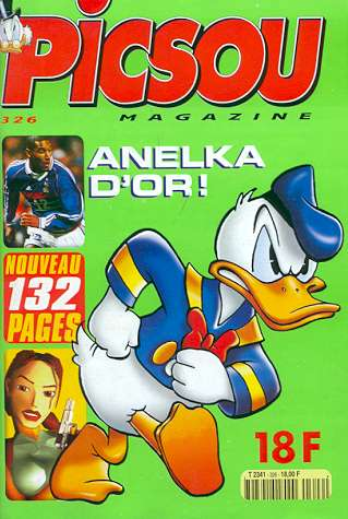 Couverture de Picsou Magazine -326- Picsou Magazine N°326