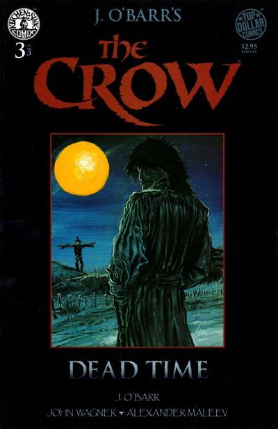 Couverture de Crow (The): Dead Time -3- No Mercy