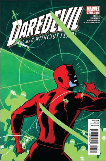 Couverture de Daredevil (1964) -507- The devil's hand part 7