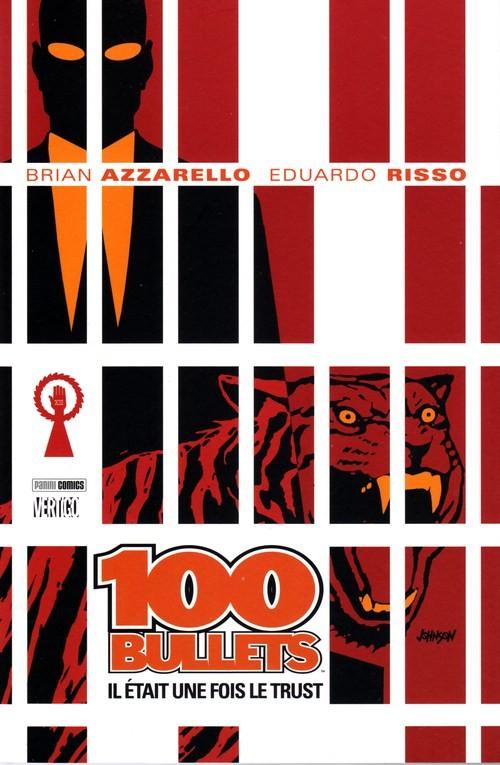 Couverture de 100 Bullets (albums brochés) -10- Il était une fois le Trust