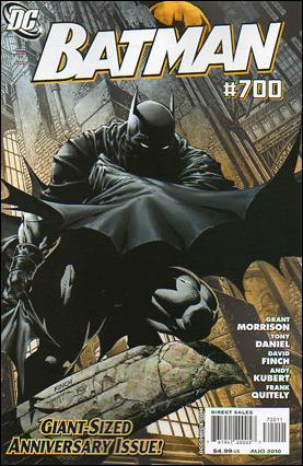 Couverture de Batman (1940) -700- Time and the batman