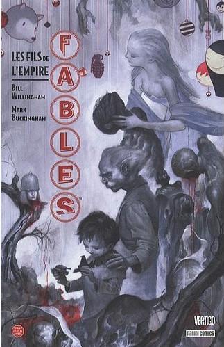 Couverture de Fables (avec couverture souple) -10- Les Fils de L'Empire
