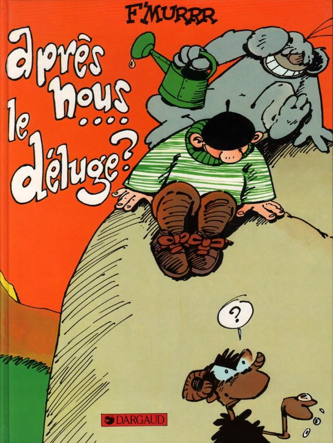Couverture de Le génie des Alpages -9- Après nous... le déluge ?