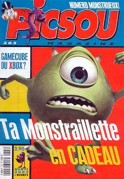 Couverture de Picsou Magazine -363- Picsou Magazine N°363
