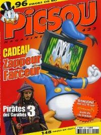 Couverture de Picsou Magazine -423- Picsou Magazine N°423
