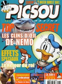 Couverture de Picsou Magazine -383- Picsou Magazine N°383