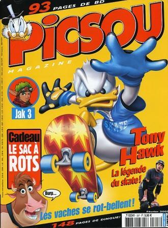 Couverture de Picsou Magazine -397- Picsou Magazine N°397