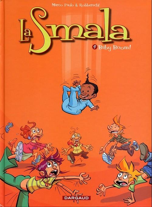 Couverture de La smala -9- Baby Boom !
