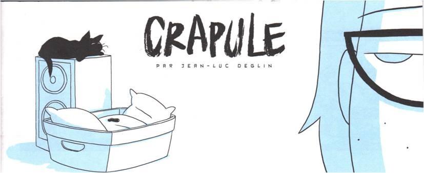 Couverture de Crapule -MR3705- Mini-récit n°1
