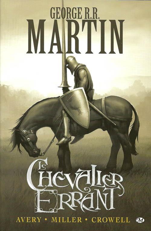 Couverture de Le chevalier errant - Le Chevalier errant