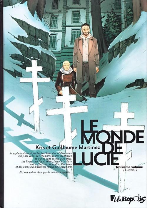Couverture de Le monde de Lucie -3- Lucie(s)