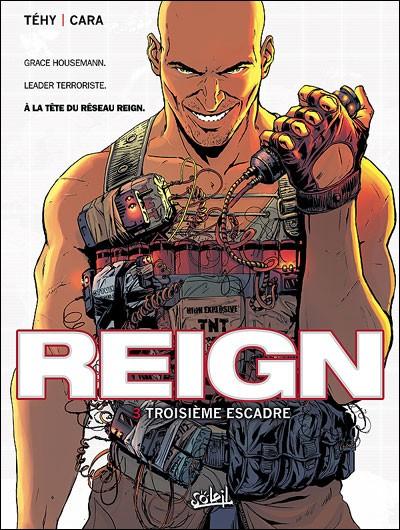 Reign tome 3 CBR