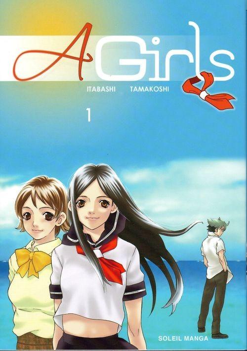 Couverture de A Girls -1- Tome 1