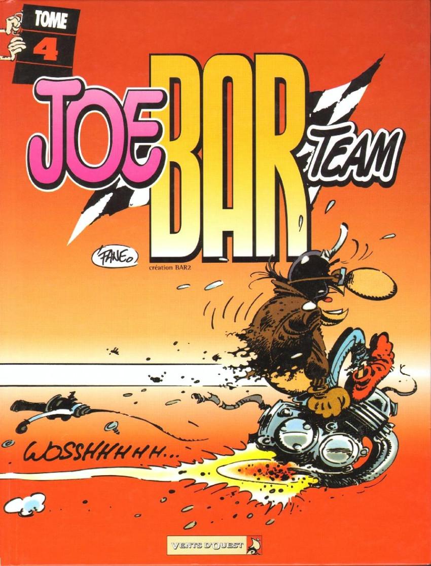 Couverture de Joe Bar Team -4- Tome 4