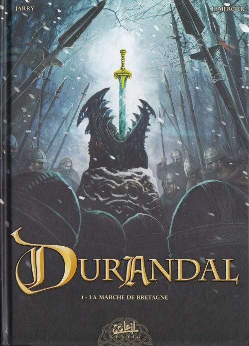 Couverture de Durandal -1- La marche de Bretagne