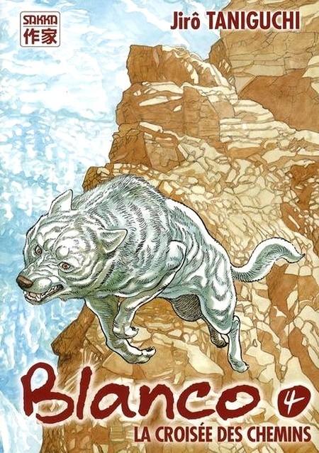 Couverture de Blanco - Le Chien Blanco -4- La croisée des chemins