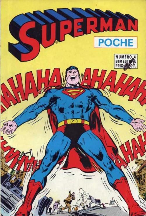 Couverture de Superman (Poche) (Sagédition) -4- Le jeudi de la soif