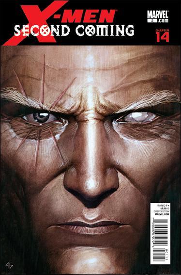 Couverture de X-Men: Second coming (2010) -2- Second coming part 2