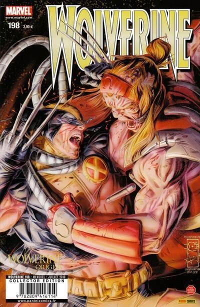 Couverture de Wolverine (Marvel France 1re série) (1997) -198- Romulus
