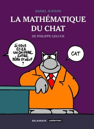 Couverture de Le chat -HS3- La Mathématique du Chat