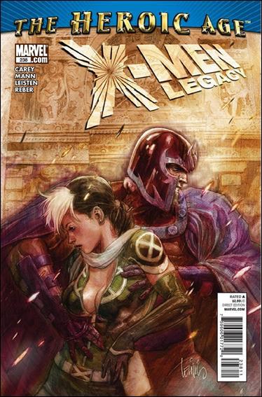 Couverture de X-Men Legacy (2008) -238- Collision part 1