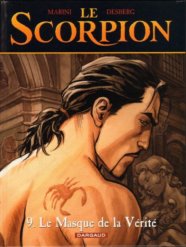 Couverture de Le scorpion -9- Le Masque de la Vérité