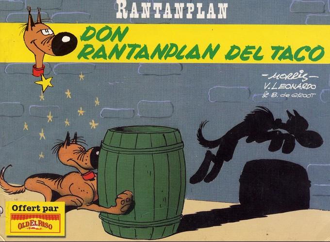 Couverture de Rantanplan -OEP1- Don Rantanplan del taco