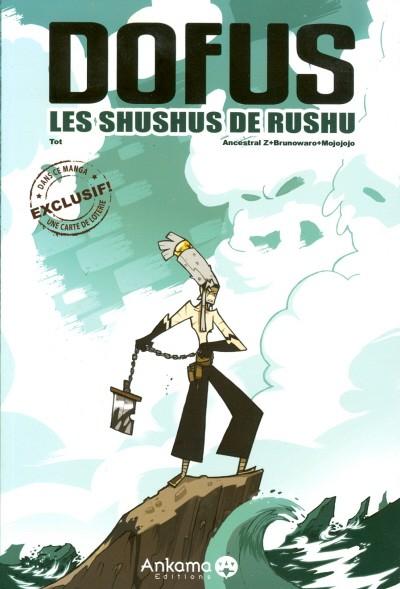 Couverture de Dofus -HS2- Les shushus de Rushu