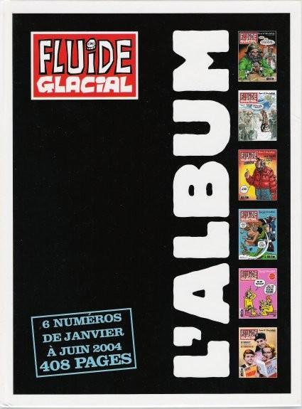 Couverture de (Recueil) Fluide Glacial (L'album) -17- 04-1