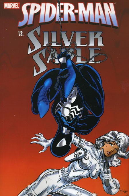 Couverture de Amazing Spider-Man (The) (TPB) -INT- Spider-Man vs Silver Sable